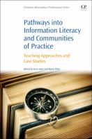 Chapter 2: Inquiry Learning: A Pedagogical and Curriculum Framework for Information Literacy